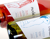 nude wine