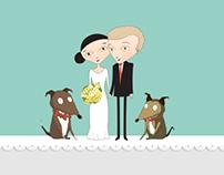 Mara & Jerome | Web Design