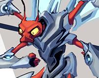 Fire Ant Commando