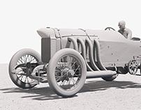 Blitzen Benz 1911 / WIP