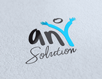 Any Solution Corporate & Brand Identity