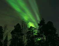 Lapland :: The Northern Lights
