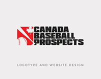 Canada Baseball Prospects | Logo & Website Design