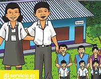 Afiche | Campaña Defensoría Escolar