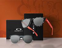 Oakley MBS Flagship O-store: Oakley x Jeff Staple