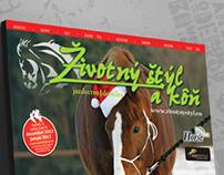 Horse Magazine ad.