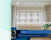 Garrido Inmobiliaria UX/UI
