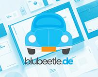 Blubeetle project logo