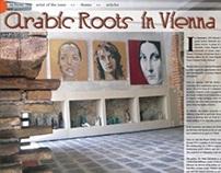 Universal colours Rearte gallery press release