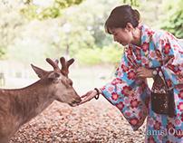 Nara, Japan.