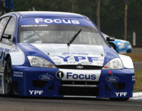 YPF Ford Focus TC2000