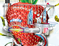 """Big Strawberry - """"Hyperspace 2"""""""