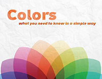 Colors:What you need to know in a simple way
