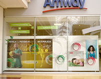 Amway: Central America Retail Store