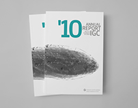 IGC Annual Report Collection