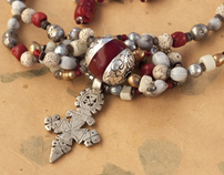 Prayer Bead Necklaces