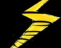 Tornado Electric logo and branding design