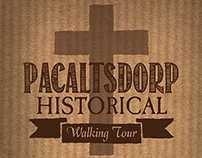 Pacaltsdorp Historical Walking Tour Brochures
