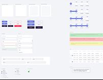 Аналитика, проектирование, дизайн веб-сервиса (saas)