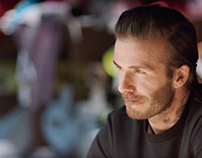 "David Beckham x Adidas ""The Capsule Collection"" Animati"