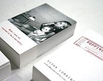 Poppinette Logo & Business Cards