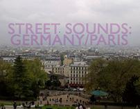 STREET SOUNDS: GERMANY/PARIS