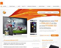 Sony Ericsson Aino Zero online campaign