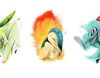 Pokémon 2da Generación