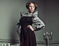 fashion designer: Mila Andrienko