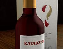 """Katarzyna wines """"question mark"""""""