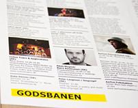 Godsbanen / Print