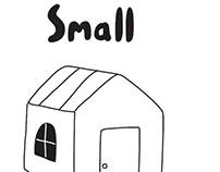 """Gif anime """"small house"""""""