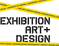 AAS art & design exhibition