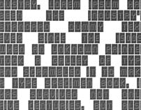 Tekstile | typeface