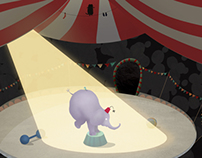 Clumsy Animal Circus