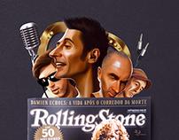 RollingStone Brazil • Illustration