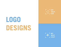 Logo Design (Food & Travel Blog)