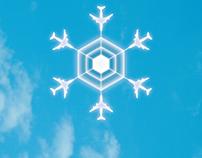 ICELANDAIR : cristal de glace