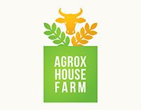 Agriculture Farm House Logo Free