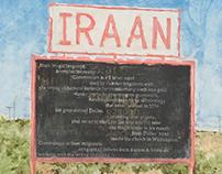 Iraan Signboard