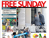 FreeSunday weekly newspaper