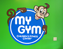 MyGym, Mymo Wall Murals