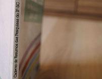 Caderno de Pesquisas do IFSC