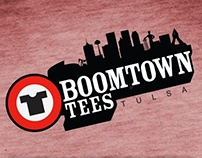 BOOMTOWN TEES GRAPHICS and PRINT MANAGEMENT