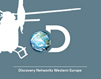 Discovery Western Europe Corporate Identity