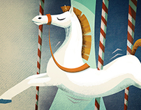 Dragonfly Magazine illustrations for children III.