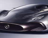Mercedes Hybrid Supercar Project in Full (Updated)
