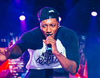 Lecrae & KB / Concert Photography
