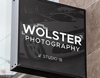 Wolster Photography Logo