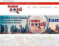 Website Development:TAMO AQUI